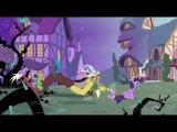 Мой маленький пони:Принцесса Твайлайт Спаркл 2 часть   дружба это чудо. 4 сезон 2 серия, озвучила Трина Дубовицкая