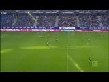 Гамбург 0-2 Вердер / Бундеслига 2013-14 / 6-й тур
