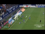 Чемпионат Германии-2014. 19-й тур.  Шальке-04 - Вольфсбург 2:1  Обзор матча 01.02.2014