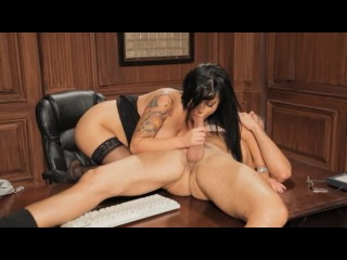 Eva Angelina - OMG... It's the ghost eva angelina